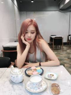 BLACKPINK Rose tvn wednesday food talk 3