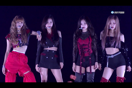 Watch Hd Video Of Blackpink Japan Arena Tour 2018 By Jiji Press-9401