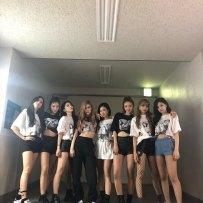 BLACKPINK with YG Dancers 4