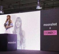 Day 1 BLACKPINK Lisa moonshot fansign event Bangkok Thailand 127