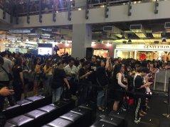Day 1 BLACKPINK Lisa moonshot fansign event Bangkok Thailand 171