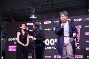 Day 1 BLACKPINK Lisa moonshot fansign event Bangkok Thailand 186