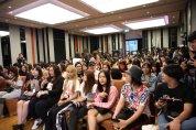 Day 1 BLACKPINK Lisa moonshot fansign event Bangkok Thailand 188