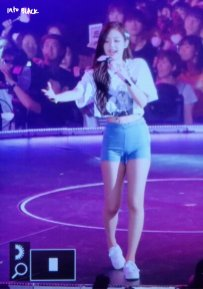 Jennie BLACKPINK Japan Arena Tour 17 August 2018 Day 4 Fukuoka 6