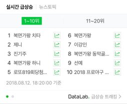 blackpink jennie trending naver running man 413 august 2018-6