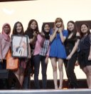blackpink lisa meet greet indonesia blink
