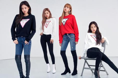 1-BLACKPINK-GUESS-LOTTE-Department-Store