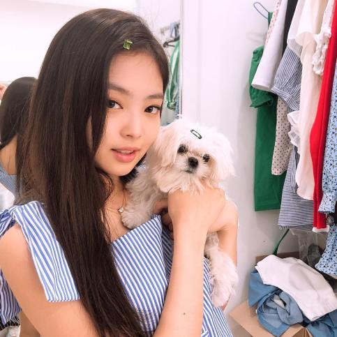 1 BLACKPINK Jennie Instagram Photo 7 September 2018