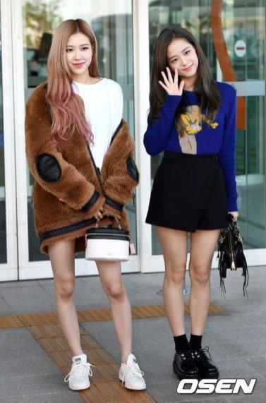 1-BLACKPINK Jisoo Airport Photo Incheon New York Fashion Week