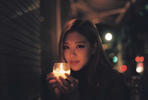 1-BLACKPINK-Rose-Instagram-Photo-23-September-2018-candle-new-york