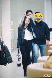 10-BLACKPINK Jennie Airport Photos Incheon to Paris Fashion Week