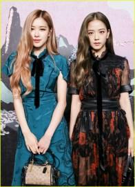 13-BLACKPINK Jisoo Rose COACH New York Fashion Week 2018