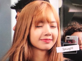 13-BLACKPINK Lisa JFK Airport Photo New York City