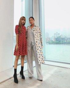 14-BLACKPINK Lisa Michael Kors New York Fashion Week 2018