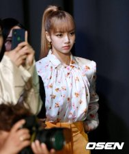 15 BLACKPINK Lisa Mulberry Seoul Event 6 September 2018