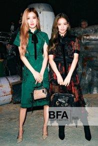 17-BLACKPINK Jisoo Rose COACH New York Fashion Week 2018