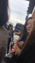 19-BLACKPINK Jisoo JFK Airport Photo New York City