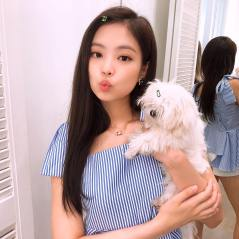 2 BLACKPINK Jennie Instagram Photo 7 September 2018