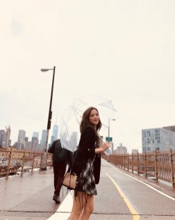 2-BLACKPINK Jisoo Instagram Photo 12 September 2018 New York