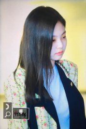 23-BLACKPINK Jennie Airport Photo 17 September 2018 Gimpo to Japan