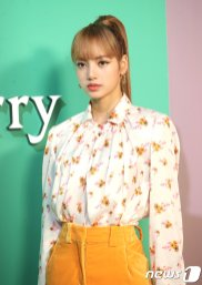 23 BLACKPINK Lisa Mulberry Seoul Event 6 September 2018