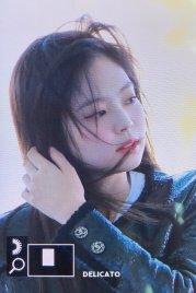 27-BLACKPINK Jennie Airport Photos Incheon to Paris Fashion Week