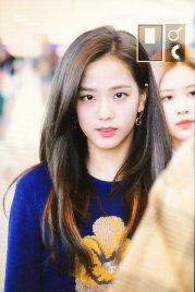 27-BLACKPINK Jisoo Airport Photo Incheon New York Fashion Week