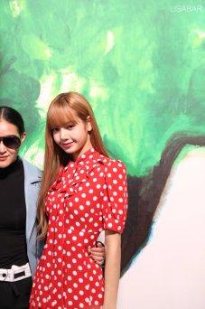 27-BLACKPINK Lisa Michael Kors New York Fashion Week 2018
