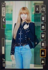 29-BLACKPINK Lisa Airport Photo Incheon New York Fashion Week
