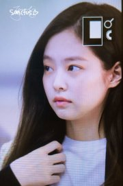 30-BLACKPINK Jennie Airport Photo 17 September 2018 Gimpo to Japan