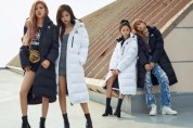 4-BLACKPINK ADIDAS Winter Outfit Long Padded Jackets