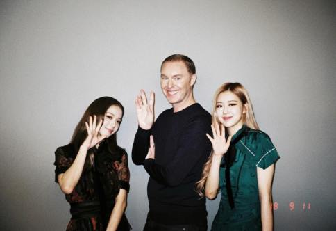 4-BLACKPINK Jisoo Instagram Photo 27 September 2018 Rose Chaesoo