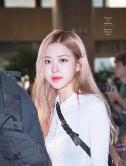 4-BLACKPINK Rose Airport Photo 17 September 2018 Gimpo to Japan