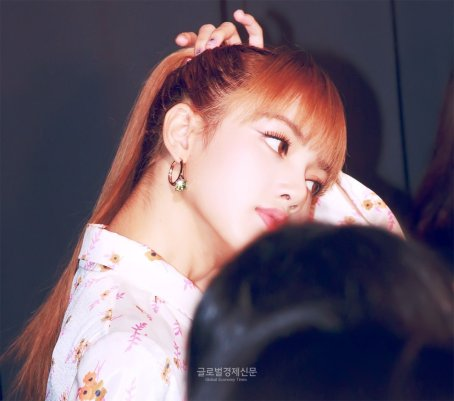 41 BLACKPINK Lisa Mulberry Seoul Event 6 September 2018