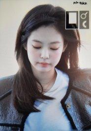 47-BLACKPINK Jennie Airport Photos Incheon to Paris Fashion Week