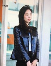 54-BLACKPINK Jennie Airport Photos Incheon to Paris Fashion Week