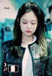 55-BLACKPINK Jennie Airport Photos Incheon to Paris Fashion Week