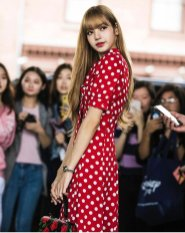 55-BLACKPINK Lisa Michael Kors New York Fashion Week 2018