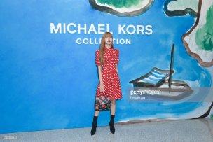 58-BLACKPINK Lisa Michael Kors New York Fashion Week 2018