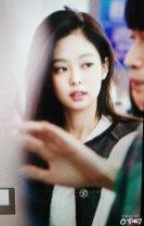 8-BLACKPINK Jennie Airport Photos Incheon to Paris Fashion Week