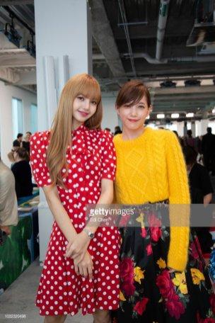 80-BLACKPINK Lisa Michael Kors New York Fashion Week 2018
