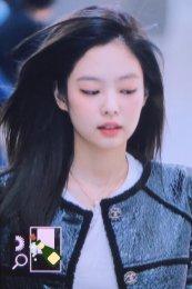 82-BLACKPINK Jennie Airport Photos Incheon to Paris Fashion Week