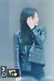 86-BLACKPINK Jennie Airport Photos Incheon to Paris Fashion Week