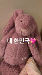 BLACKPINK Jisoo Instagram Story 1 September 2018 Gaji