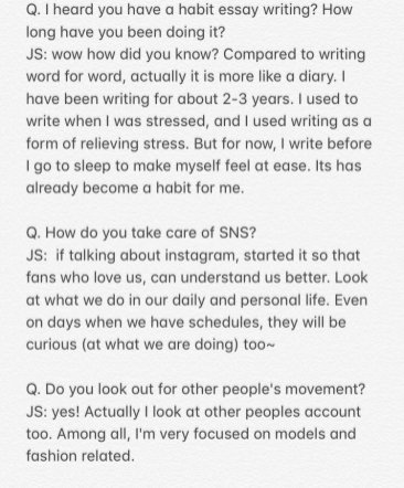 1-English Translation BLACKPINK Jisoo Interview GRAZIA China