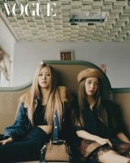 1-HQ-BLACKPINK Jisoo Rose Vogue Korea Magazine November 2018 Issue