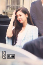 11-BLACKPINK Jennie Chanel Paris Fashion Week Fansite Photos