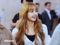 13-BLACKPINK-Lisa-Airport-Photo-10-October-2018-From-Japan
