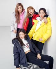 2-BLACKPINK GUESS Official Instagram 30 September 2018