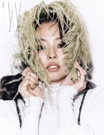 2-HQ-BLACKPINK Jennie W Korea Magazine November 2018 Issue